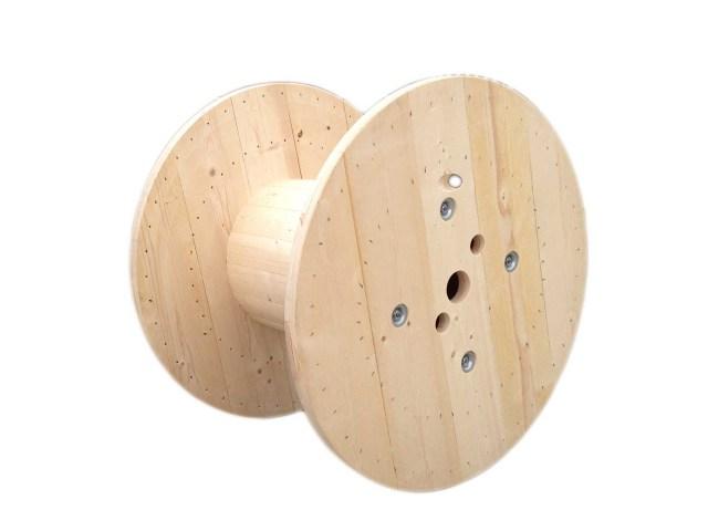 Пример обработки на станке с ЧПУ для производства деревянных бобин ARGO MULTIPROCESS, производство Greda Италия