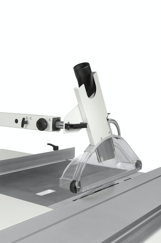 Защита пилы подвесного типа с двумя положениями Nova SI X