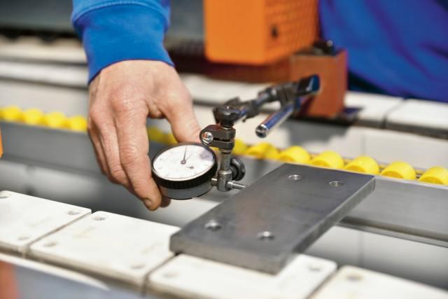 Быстрый контроль для станка Celaschi P 40, производство SCM Италия