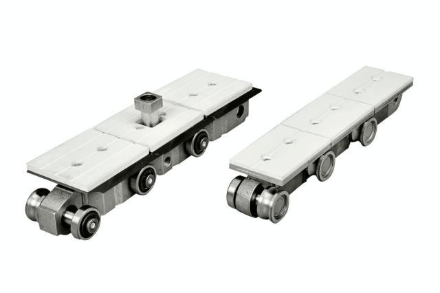 Цепи транспортера качения станка Celaschi P 40, производство SCM Италия