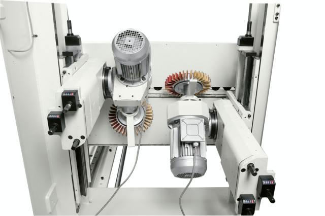Группа шлифовальной и щеточной обработки станка Celaschi P 40