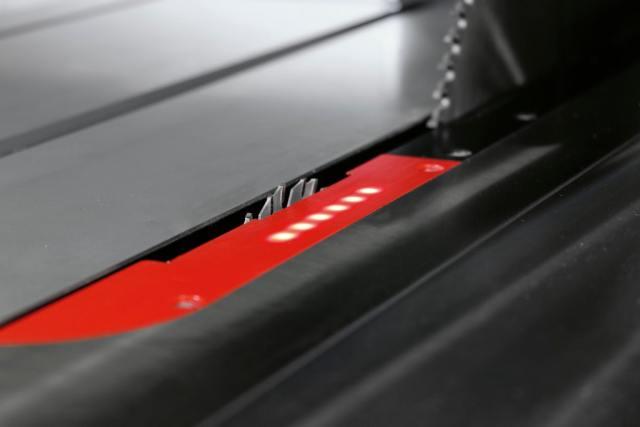 Пильный узел со светодиодным блоком станка Nova SI 400 EP, производство SCM (Италия)