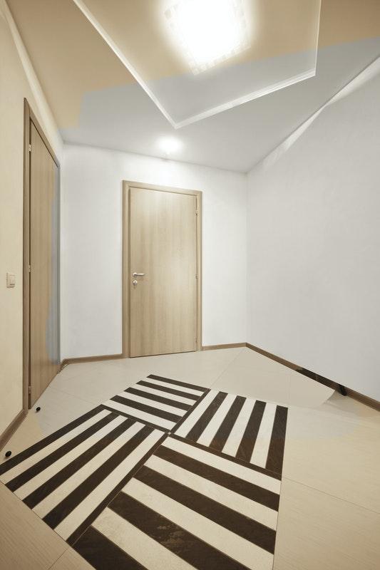 Полы и двери - результат обработки станка Celaschi P 30