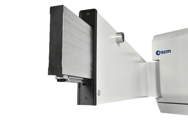 Телескопическая поддерживающая нога станка SCM L'invincibile SI 3 (Италия)