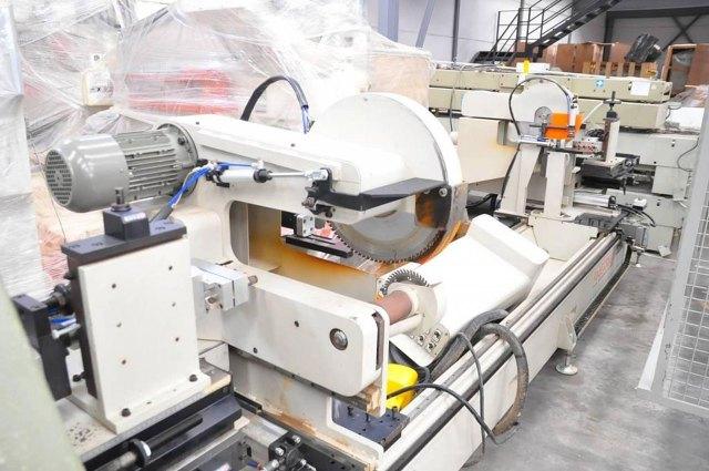 Общий вид станка Techna 3001 Plus, производство Balestrieri Италия
