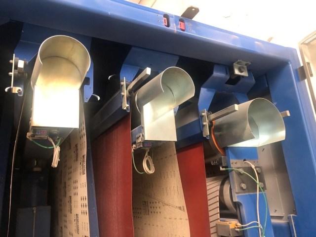 Шлифовальный станок для грунта S7 XCTT 1350, производство Costa Levigatrici (Италия)