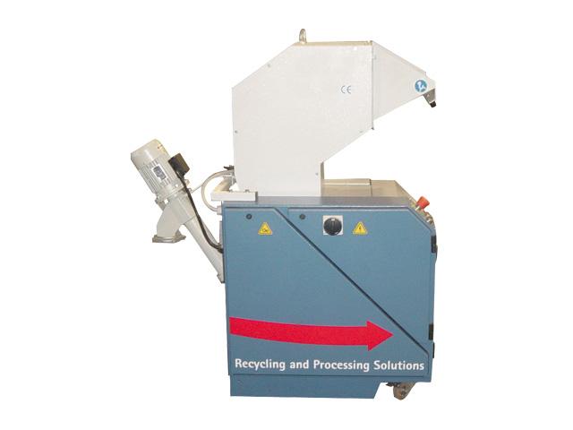 Гранулятор ПВХ для пресса AUTOMATION 2 TRAYS, производство ORMA Macchine (Италия)