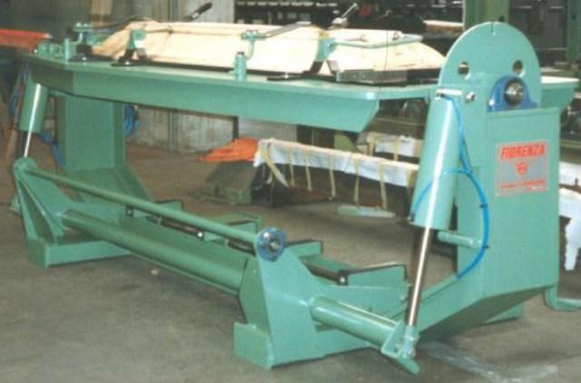 Сборочная вайма для крышек гробов, модель STCB, производитель Fiorenza Италия