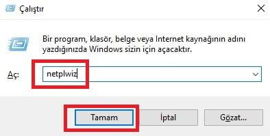 Windows 10'da Yeni Kullanıcı Hesabı Oluşturma (Resimli Anlatım)