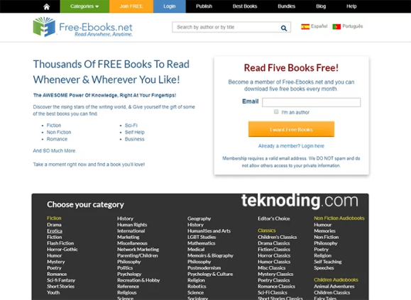 download ebook gratis free-ebook