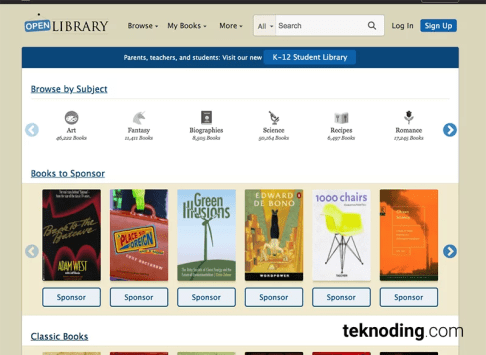 download buku gratis pdf openlibrary