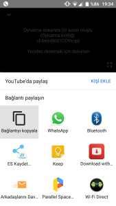 youtube dan video indirme