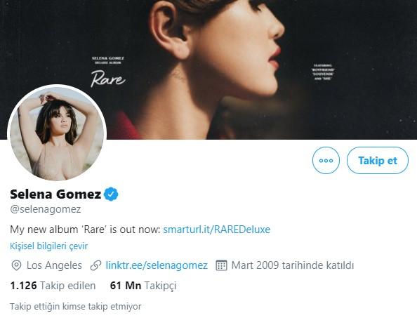 14- Selena Gomez