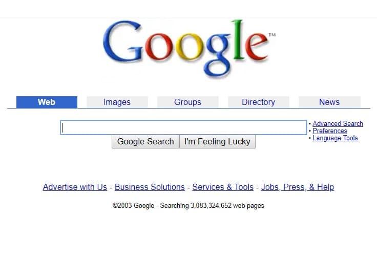 google eski