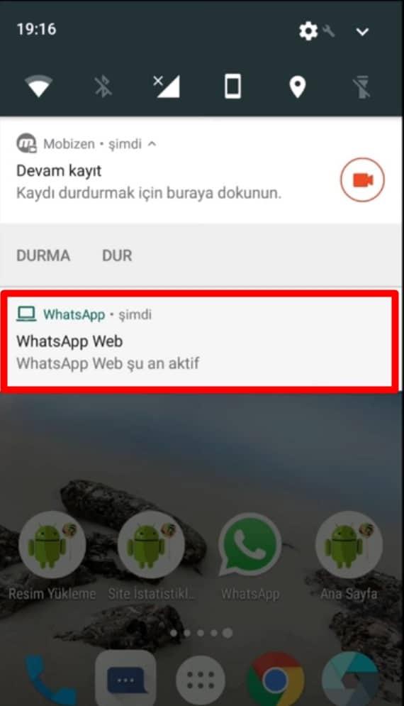 whatsapp izlendiğini anlama