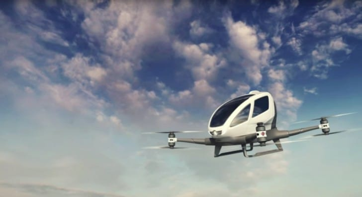 drone gezisi hava balonlar gibi gezebilir