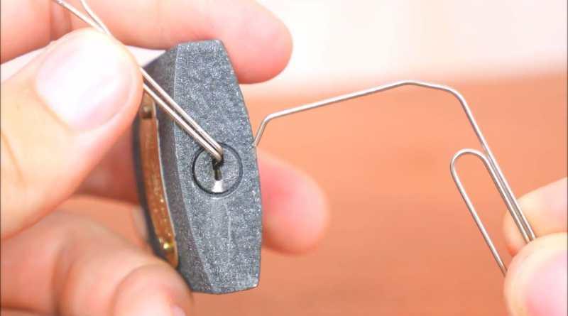 Anahtarı Kaybolan Asma Kilitler Nasıl Açılır