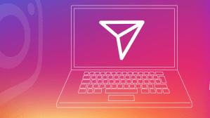 bilgisayardan instagram dm gönderme programsız