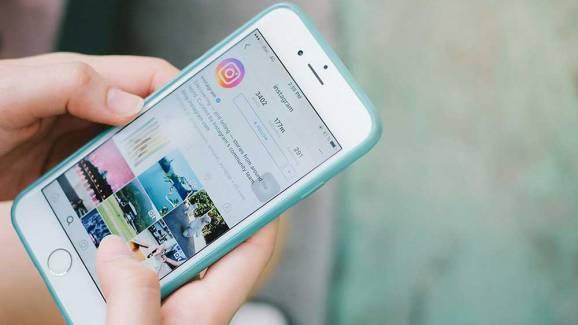 dondurulan instagram hesabını açma