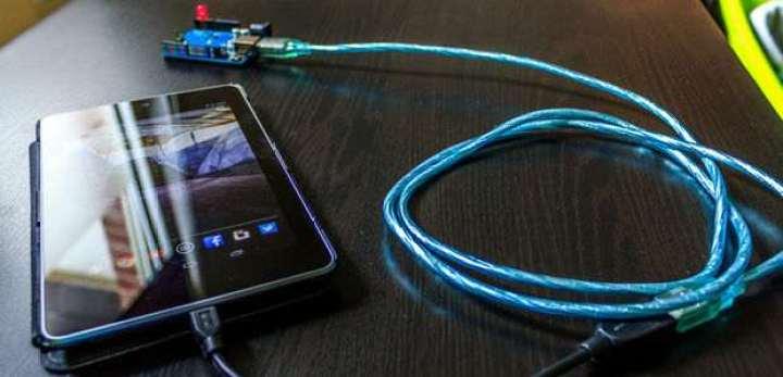 Android 11 e gelen Kablolu Bağlantı Özelliği