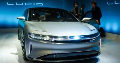 Lucid Air, Tesla'nın Rakibi Oluyor