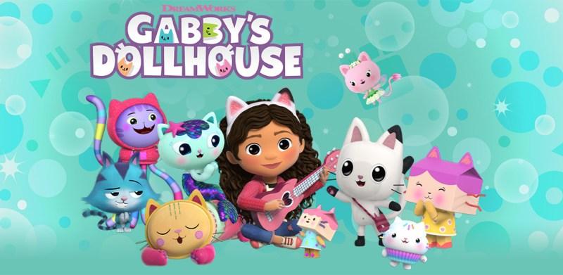 Gabby's Dollhouse (1. Sezon) / 3 Kasım