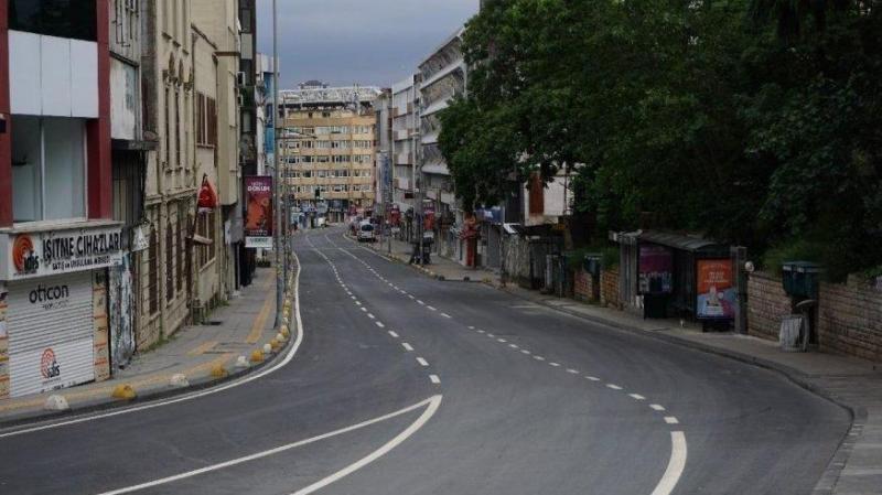 sokağa çıkma yasağı