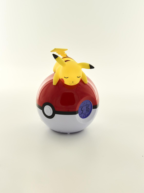 Pokémon Pikachu night light and alarm clock 1