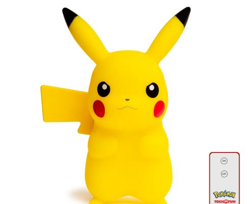 Pokémon Pikachu Light-up 3D figure 10in 3