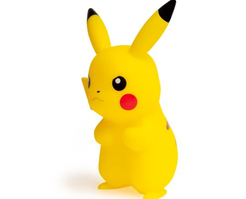 Pokémon Pikachu Light-up 3D figure 10in 5