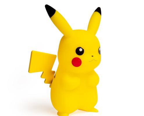 Pokémon Pikachu LED Lamp 10in 3