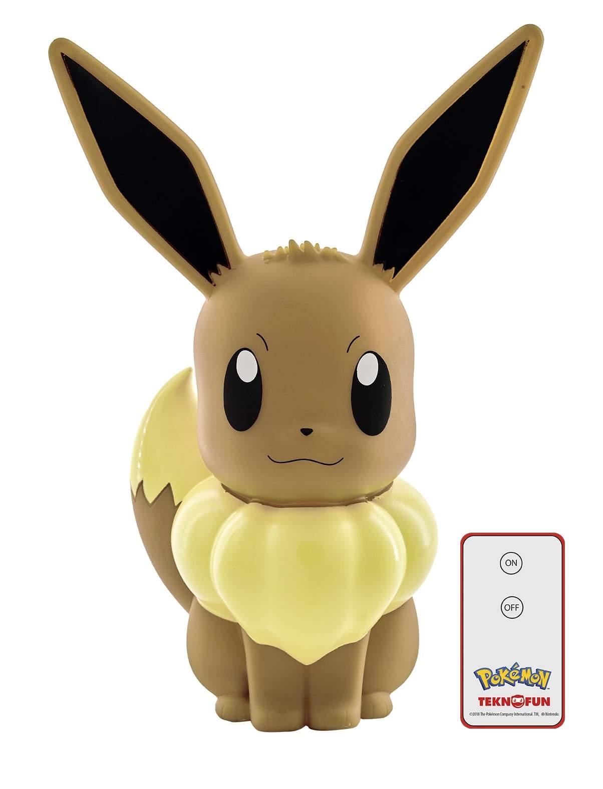 Lampe LED Pokémon Évoli 30cm 1