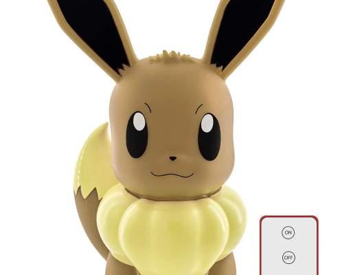 Figurine Lumineuse Pokémon Pikachu 9cm 8