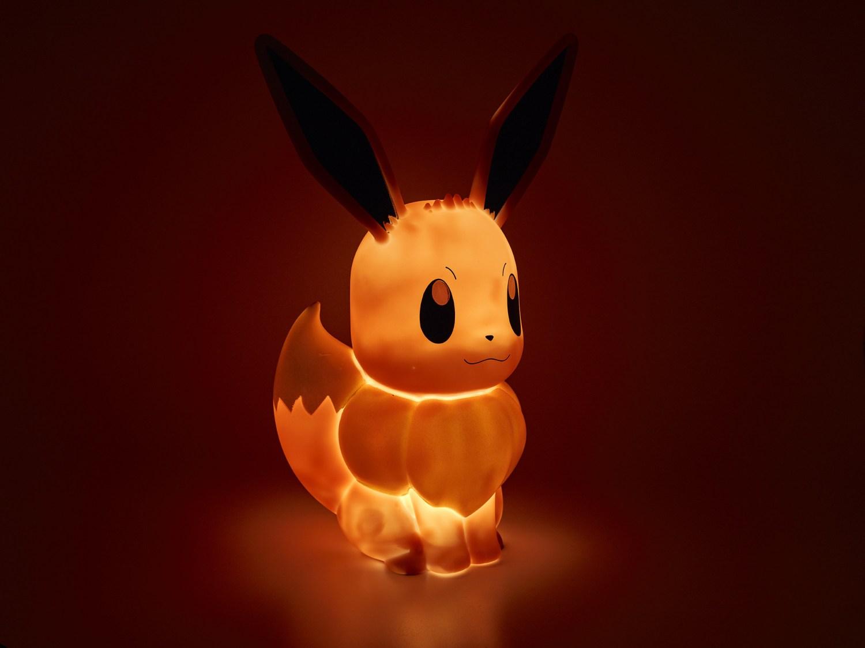 Lampe LED Pokémon Évoli 30cm 5