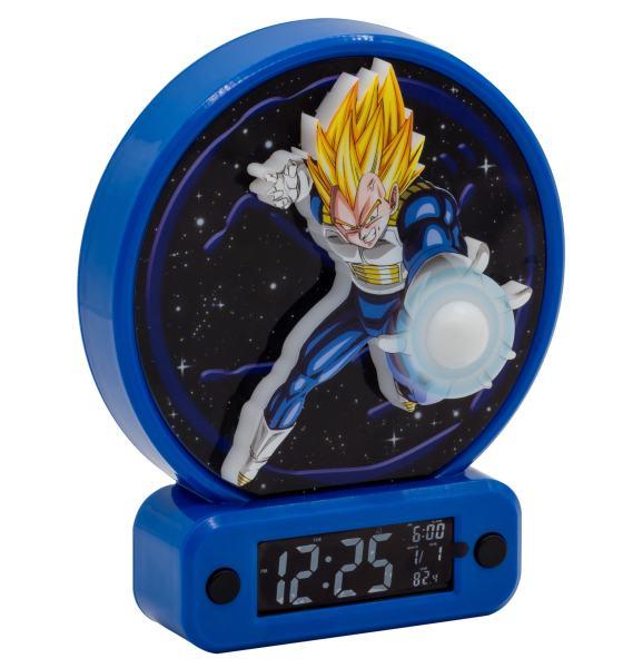 Réveil Lumineux Dragon Ball Z Vegeta 2