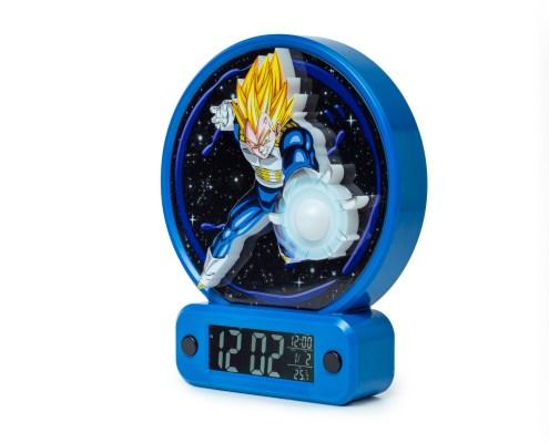 Dragon Ball Z Alarm Clock Vegeta 4