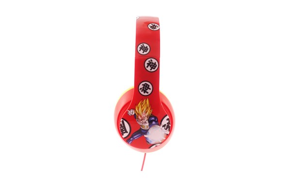 Casque audio Dragon Ball Z Goku & Vegeta Kaio 6