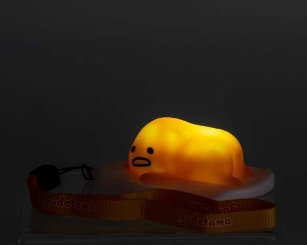 Figurine Lumineuse Gudetama couchée 8cm 5