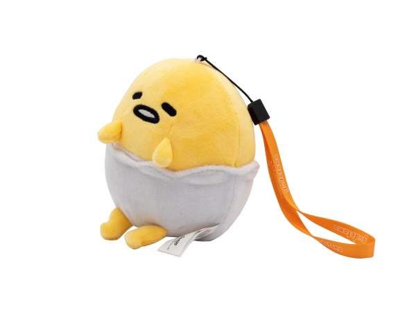 Gudetama Small plush Shell 3