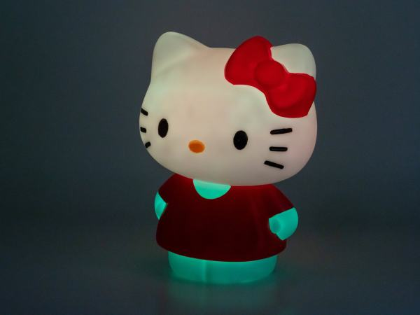 Lampe LED Hello Kitty 25cm 6