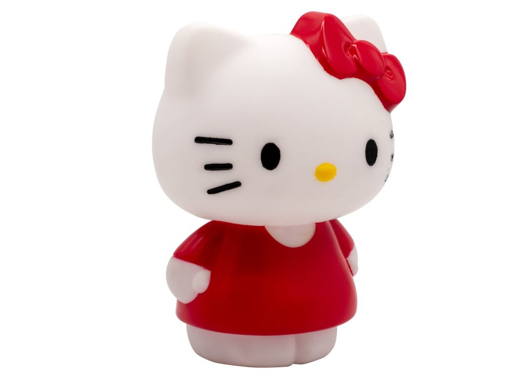 Hello Kitty Light-up 3D figure 10in 1