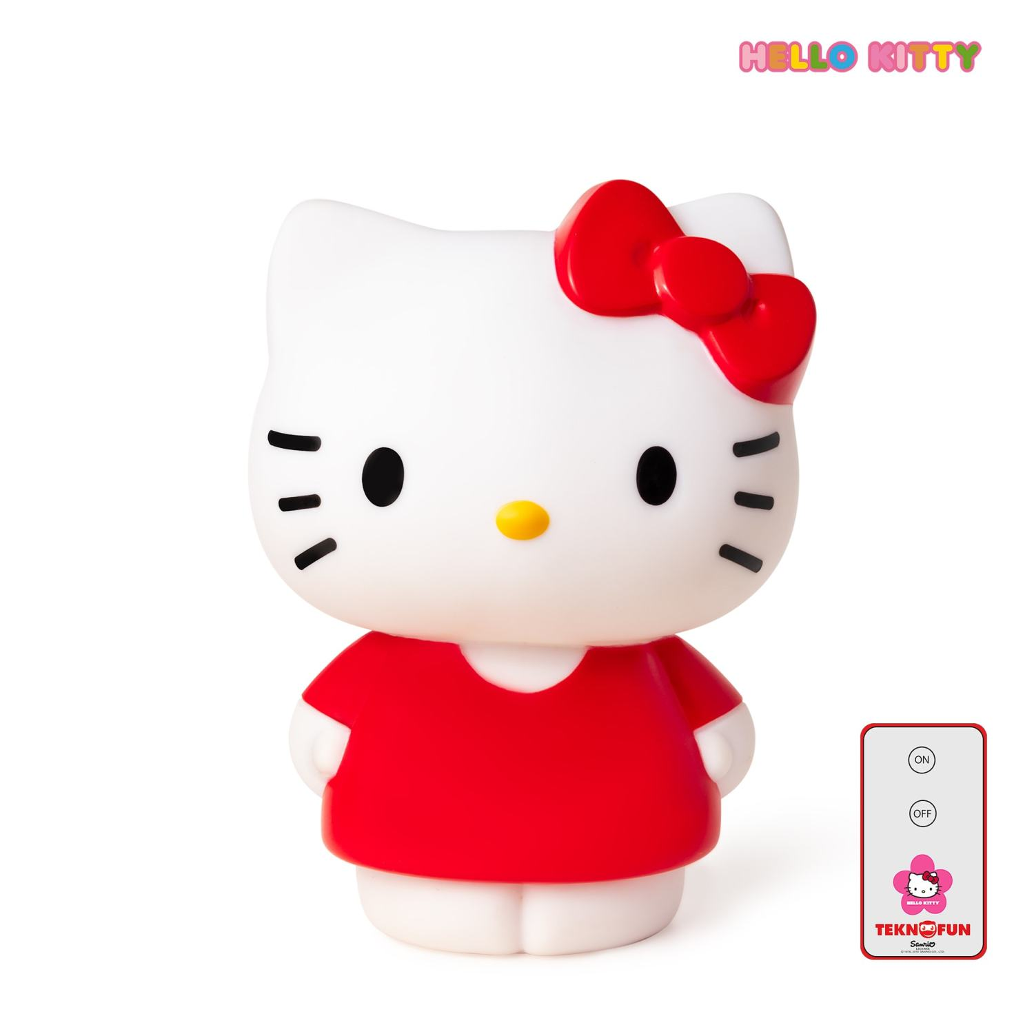 Lampe LED Hello Kitty 25cm 2
