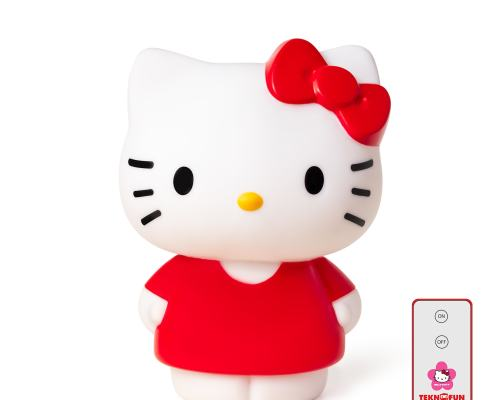 Lampe LED Hello Kitty 80cm 3