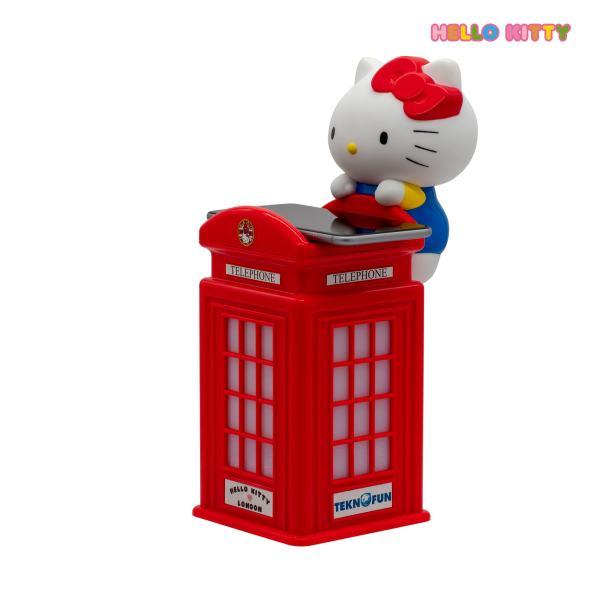 Chargeur sans fil Hello Kitty Cabine téléphonique Londonienne 3