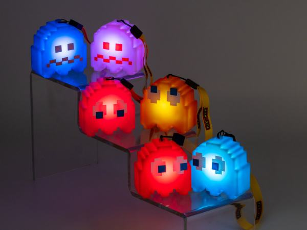 Pac-Man Ghost Light Figurine 3