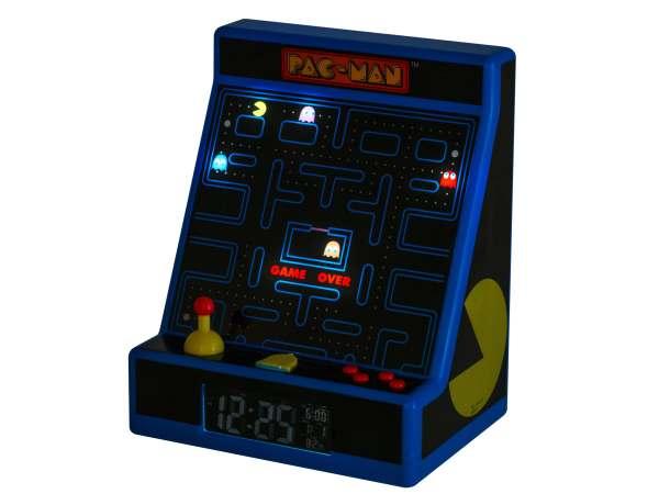 Réveil borne d'arcade Pac-Man 5