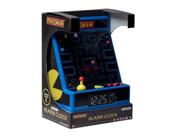Réveil borne d'arcade Pac-Man 7