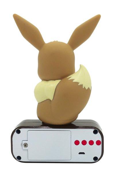 Pokémon Eevee Lamp & Alarm Clock 4