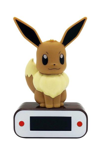 Lampe Réveil Pokémon Évoli 2