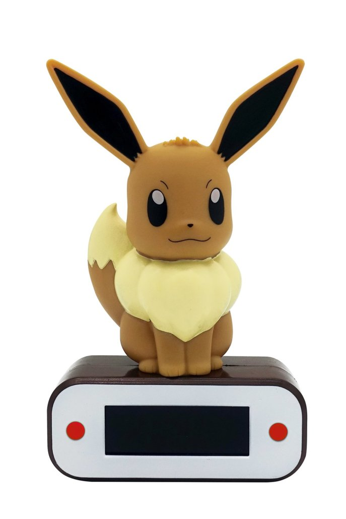 Lampe Réveil Pokémon Évoli 1
